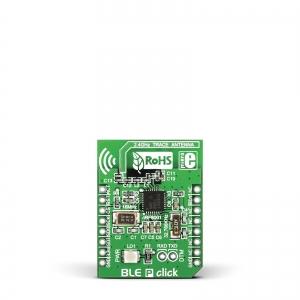 BLE P click - nRF8001 Bluetooth LE 4.0 moodul