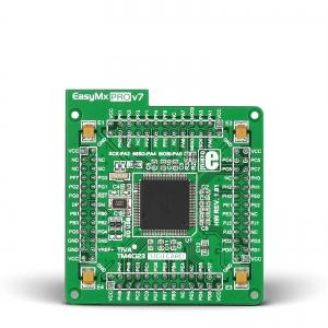 EasyMx PRO v7 Tiva - TM4C123GH6PZL mikrokontrolleri moodul