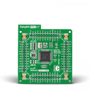 EasyMx PRO v7 Tiva - TM4C123GH6PMI mikrokontrolleri moodul