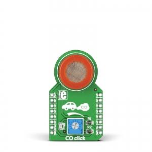 CO click - MQ-7 vingugaasi anduri moodul