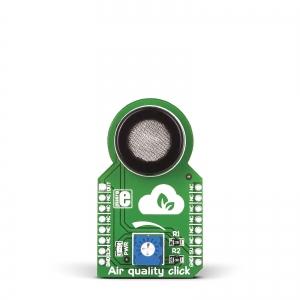Air quality click - MQ-135 õhukvaliteedi anduri moodul