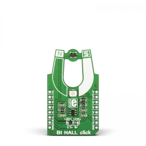 Bi Hall click - US2882 Hall magnetanduri moodul