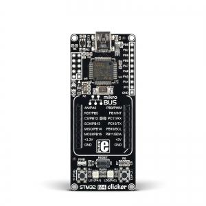STM32 M4 clicker - stardiplatvorm STM32F415 mikrokontrolleriga