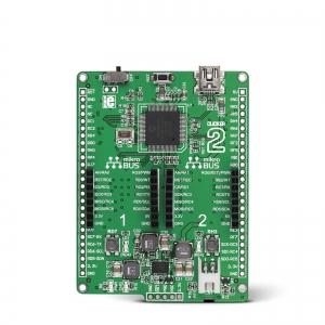 Clicker 2 for PIC18FJ - stardiplatvorm 8-bit PIC18FJ mikrokontrolleriga