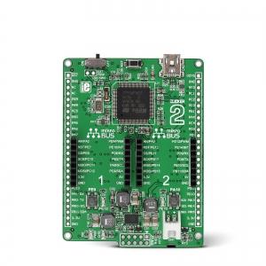 Clicker 2 for STM32 - stardiplatvorm STM32F407 mikrokontrolleriga