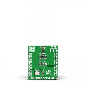 Illuminance click - TSL2561 valgusanduri moodul