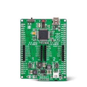 Clicker 2 for PIC32MX - stardiplatvorm 32-bit PIC32MX mikrokontrolleriga