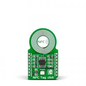 NFC Tag click - M24SR64 13.56MHz NFC/RFid moodul