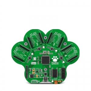 FlowPaw Kit - arendusplatvorm STM32F415 mikrokontrolleriga