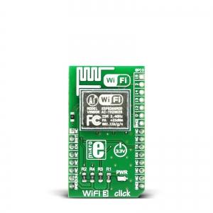 WiFi3 click - ESP8266  WiFi moodul