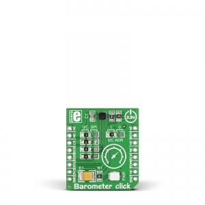 Barometer click - LPS25HB õhurõhu andur
