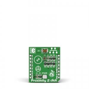 Proximity 2 click - MAX44000 optiline kaugus ja valgusanduri moodul