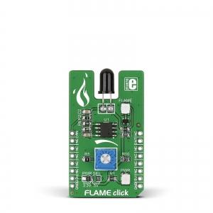 FLAME click - PT334-6B tulekahju avastamise andur