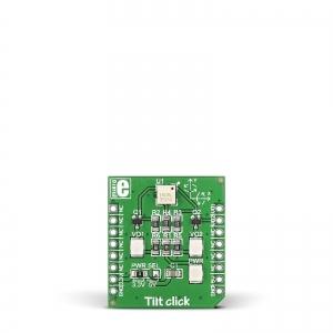 Tilt click - RPI-1035 optiline kallutusanduri moodul