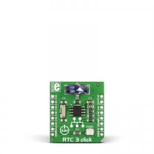RTC3 click - BQ32000 reaalaja kell/kalendri moodul