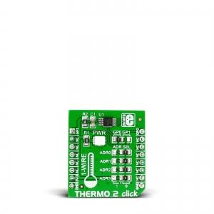 THERMO 2 click - DS1825 digitaalne termomeetri moodul