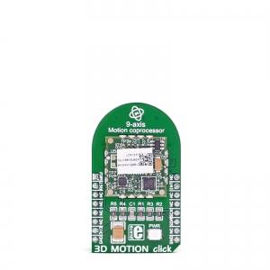 3D Motion click -  MM7150 9-teljeline asendianduri moodul