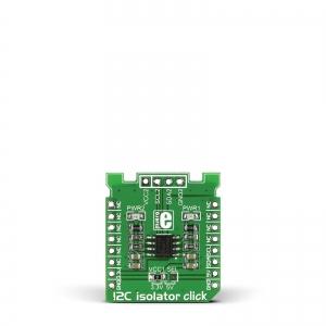 I2C Isolator Click - ISO1540  I2C isolaator