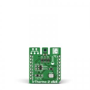 IrThermo 2 click - TMP007 infrapuna temperatuurianduri moodul