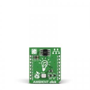 Ambient Click - MLX75305 valgustugevuse anduri moodul
