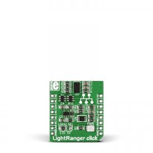LightRanger click - VL6180X optiline kaugusanduri moodul