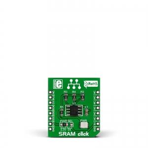 SRAM click - 1Mb SRAM mälumoodul