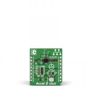 Accel 2 click - LIS3DSH kiirendusanduri moodul