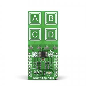TouchKey click - 4 puutelüliti moodul