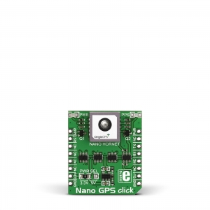 NANO GPS click - Nano Hornet GPS moodul