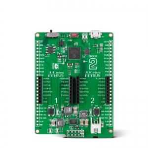 Clicker 2 for CEC1302 - stardiplatvorm ARM Cortex-M4 mikrokontrolleriga