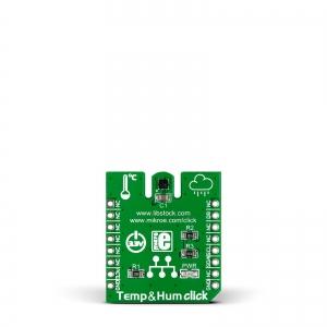 Temp&Hum Click - HTS221 õhuniiskuse ja temperatuurianduri moodul