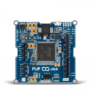 Flip&Click SAM3X - 32-bit Arduino stardiplatvorm 4 click pesaga