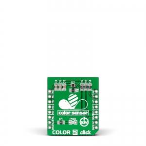 Color 2 Click - ISL29125 RGB valgusanduri moodul