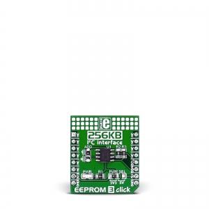 EEPROM3 Click - 256KB EEPROM mälumoodul