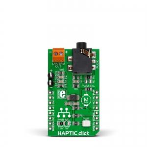 HAPTIC click - DRV2605 vibratsioonmootori draiveri moodul