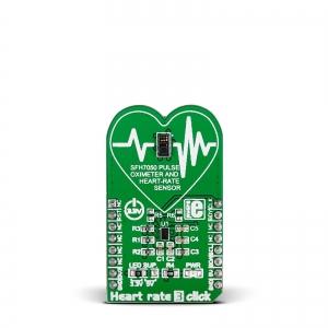 Heart rate 3 click - SFH7050 pulssoksümeeter ja südame löögisageduse andur
