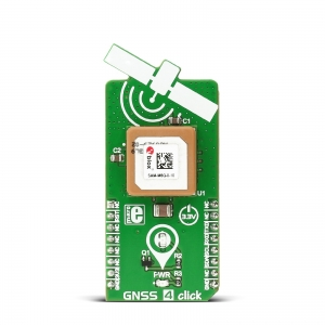 GNSS 4 click - SAM-M8Q GPS/GLONASS moodul