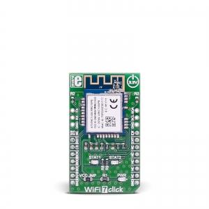 WiFi 7 click - ATWINC1510  WiFi moodul