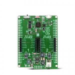 Clicker 2 for CEC1702 - stardiplatvorm ARM Cortex-M4 mikrokontrolleriga