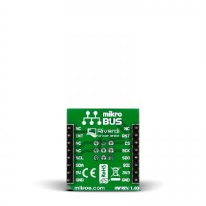 Riverdi click - TFT displei adapter