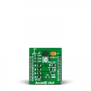 Accel 3 click - H3LIS331DL kiirendusanduri moodul