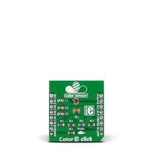 Color 3 Click - TSS3771 RGB valgusanduri moodul