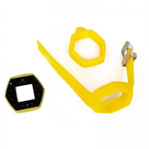 HexiWear nutikella korpus, kollane