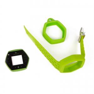 HexiWear nutikella korpus, roheline