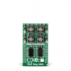 2x2 Key click - lülitimaatriksi moodul