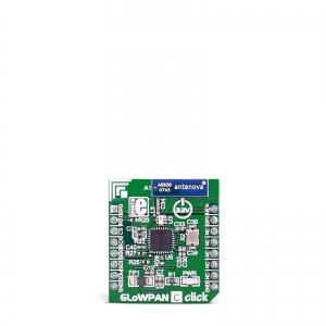6LowPAN C Click - CC2520  2.4GHz transiiveri moodul