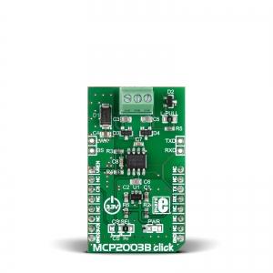 MCP2003B click - LIN transiiver