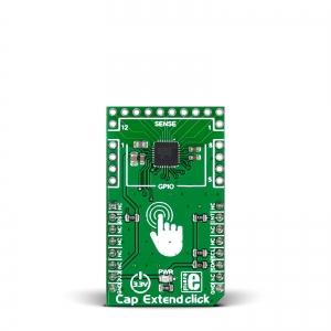 Cap Extend click - 12 mahtuvusanduri kontroller moodul