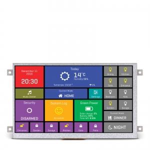 mikromedia HMI 7´´ nutikas displei FT900Q mikrokontrolleriga