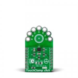 TouchClamp click - 7 puuteanduri kontroller moodul
